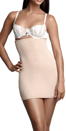Body Shaper Strapless Slip