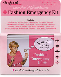 Hollywood Fashion Emergency Kit