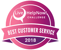Customer Service Challenge Winner for 2018