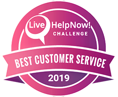 Customer Service Annual Challenge Winner for 2019