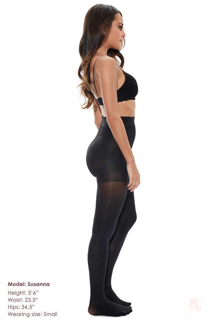 e65ddcc237297 Bella Bottom Booty Lifting Highwaist Shaping Tights
