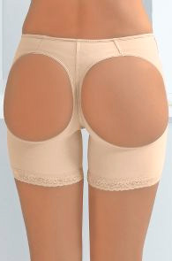 Double-O Butt Lifter Panty Bra