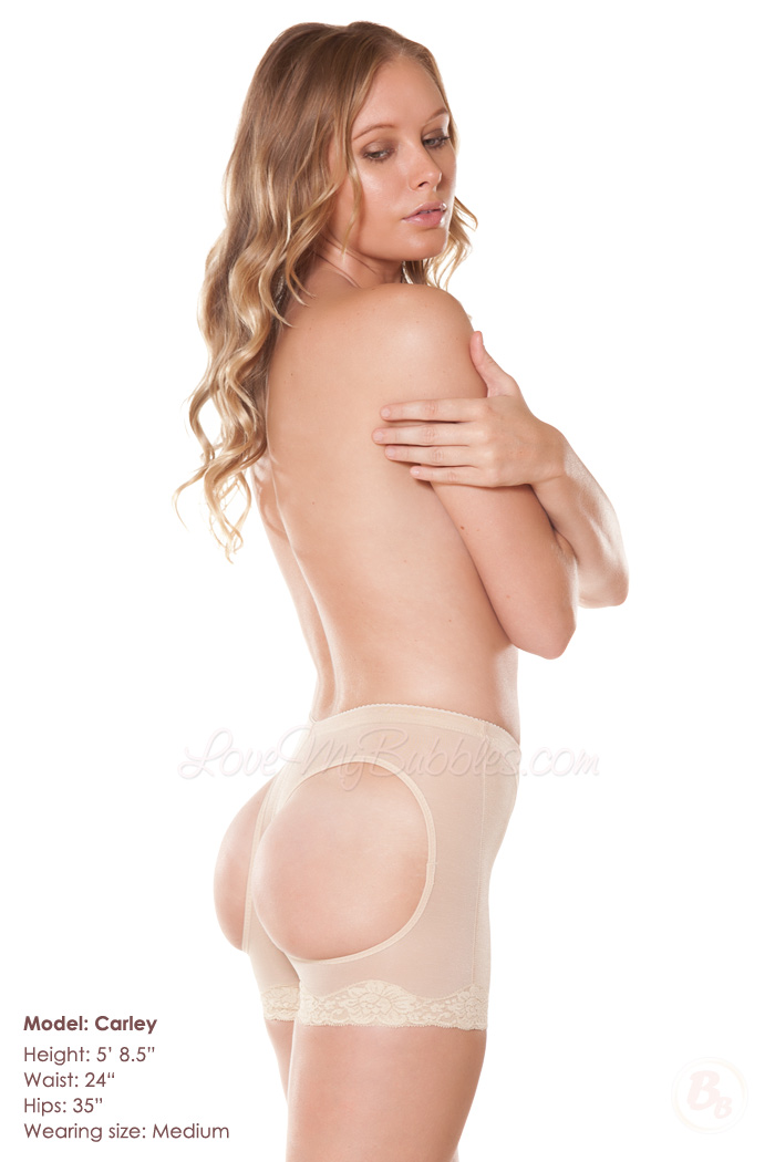 Butt Lifter Lite Panty Brief (Nude)