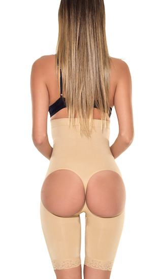 Butt Lifter Seamless Highwaist Bodysuit