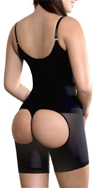 Push-up Bum Bra Bodysuit