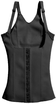 Body Shaper Rubber & Cotton Vest