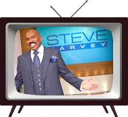 Click for Steve Harvey Show picture