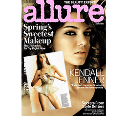 As Seen in Allure