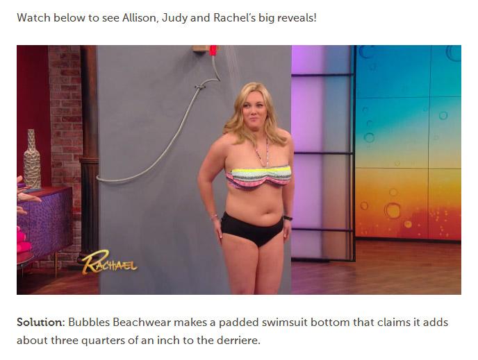 picture Rachael bikini a ray in