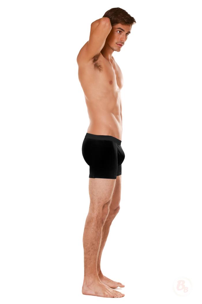 Mens Padded Underwear Brief Jackpot Butt Pads