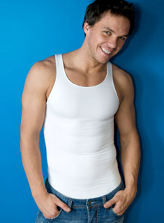 Mens Slimming Tank Top