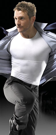 Body Sculpting Undershirt