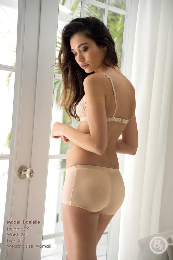 Up lingerie pin girl