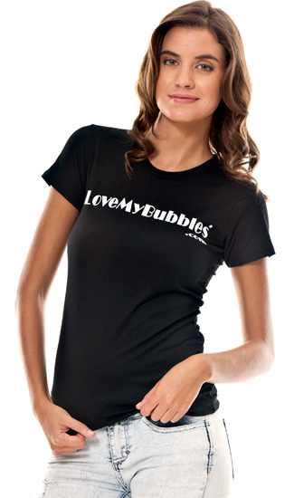LoveMyBubbles Tee